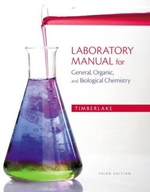 Laboratory Manual for General, Organic, and Biological Chemistry