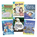 Learn at Home: Star Reading Turquoise Level Pack (5 Fiction and 1 Non-Fiction Book)