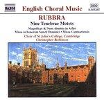 Edmund Rubbra: Nine Tenebrae Motets