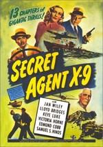 Secret Agent X-9 [2 Discs]