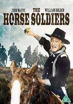 The Horse Soldiers [Dvd]