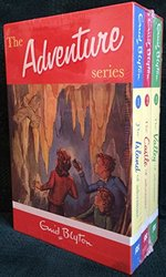 The Adventure Series Three Volume Box Set: the Valley of Adventure, the Castle of Adventure, the Island of Adventure