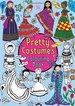 Pretty Costumes Colouring Book
