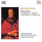 """Beethoven: Piano Trios """"Archduke"""", """"Ghost"""""""