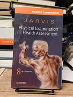 Pocket Companion for Physical Examination and Health Assessment (Eighth Edition)