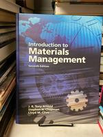 Introduction to Materials Management (Seventh Edition)