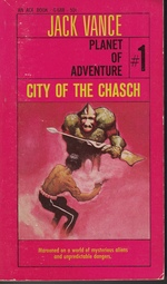 City of the Chasch #1