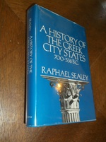 A History of the Greek City States 700-338 B. C.