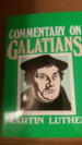 Commentary on Galatians.
