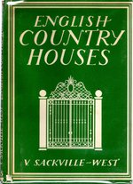 English Country Houses (Britain in Pictoures Series)