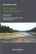 Megarry & Wade: the Law of Real Property 9th Ed