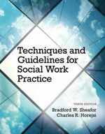 Techniques and Guidelines for Social Work Practice (10th Edition)