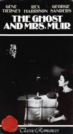 The Ghost & Mrs. Muir [Vhs]