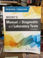 Mosby's Manual of Diagnostic and Laboratory Tests (6th Edition)