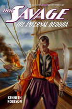 Doc Savage: the Infernal Buddha Deluxe Hardcover(the All New Wild Adventures of Doc Savage) (Signed)