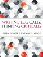 Writing Logically Thinking Critically, 8th Edition