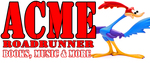 ACME Roadrunner BEEP ZIP BANG