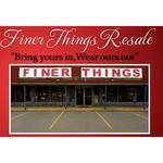 Finer Things Resale