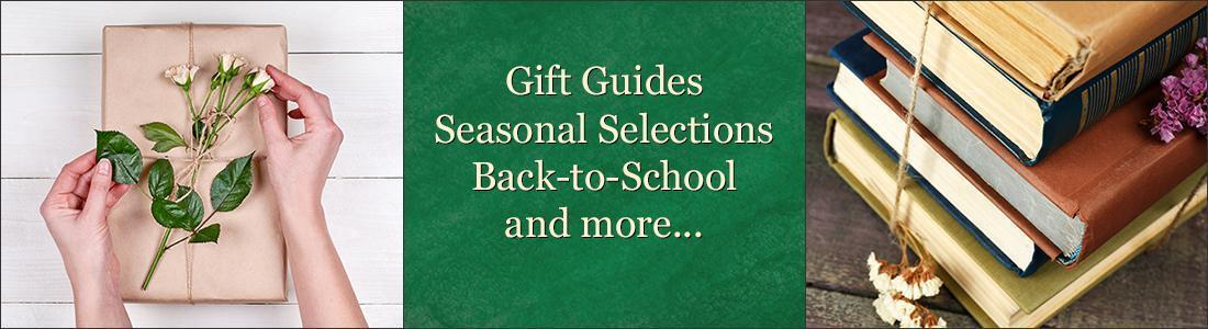 alibris gift guides