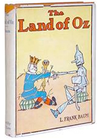 Collectible gift book editions of The Land of Oz, by L. Frank Baum