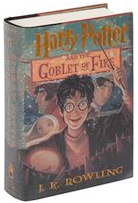 Harry Potter and the Goblet of Fire JK Rowling