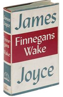 Signed books and autographed editions of Finnegans Wake, by James Joyce