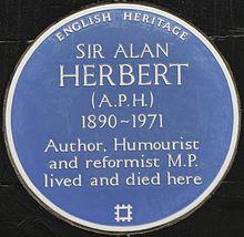 A P Herbert