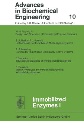 Immobilized Enzymes I - Ghose, T K, and Fiechter, A, and Blakebrough, N