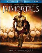 Immortals [Includes Digital Copy] [Blu-ray]