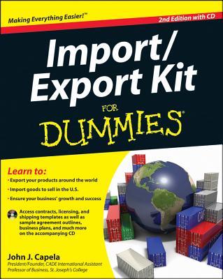 Import/Export Kit for Dummies - Capela, John J