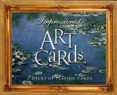 Impressionist Art Cards - O'Reilly, Wenda
