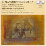 In Flanders' Fields, Vol. 17: August de Boeck, Jean Louis Nicode