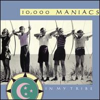 In My Tribe [LP] - 10,000 Maniacs