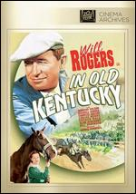 In Old Kentucky - George Marshall