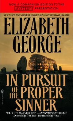In Pursuit of the Proper Sinner - George, Elizabeth A