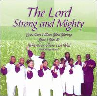 In the Spirit: The Lord Strong and Mighty - Various Artists