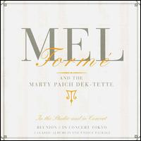 In the Studio and in Concert - Mel Tormé & Marty Paich Dektette