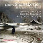 In the wake of World War II: Dmitry Shostakovich