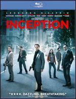 Inception [2 Discs] [Includes Digital Copy] [UltraViolet] [Blu-ray]