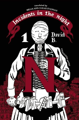 Incidents in the Night, Book One - B, David