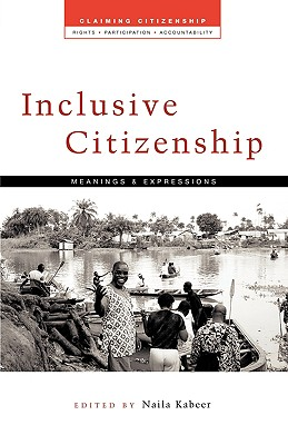 Inclusive Citizenship Volume 1: Meanings and Expressions - Kabeer, Naila, Dr. (Editor)