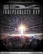 Independence Day [Includes Digital Copy] [Blu-ray] [20th Anniversary Edition] - Roland Emmerich