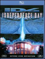Independence Day [With IRC] [Blu-ray]