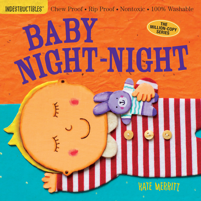 Indestructibles: Baby Night-Night - Workman Publishing