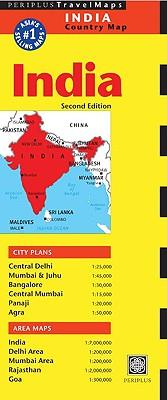India Periplus Map - Periplus (Creator)