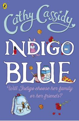 Indigo Blue - Cassidy, Cathy
