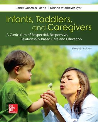 INFANTS TODDLERS & CAREGIVERS:CURRICULUM RELATIONSHIP - Gonzalez-Mena, Janet, and Eyer, Dianne Widmeyer