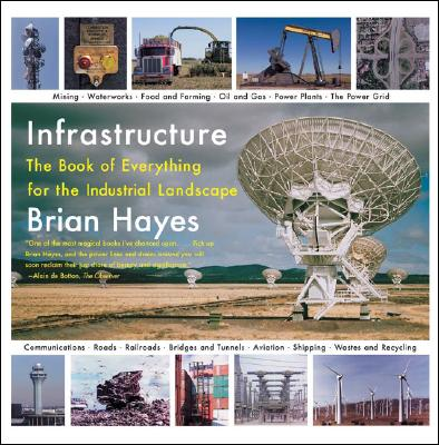 Infrastructure: A Field Guide to the Industrial Landscape - Hayes, Brian
