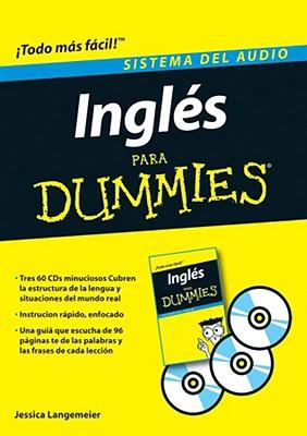 Ingles Para Dummies Audio Set - Langemeier, Jessica