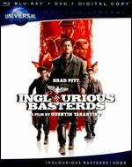 Inglourious Basterds [2 Discs] [Includes Digital Copy] [Blu-ray/DVD] - Quentin Tarantino
